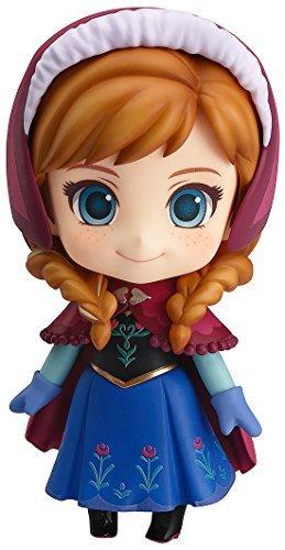 ねんどろいど アナと雪の女王 アナ ノンスケール ABS&PVC製 塗装済み可動フィギュア