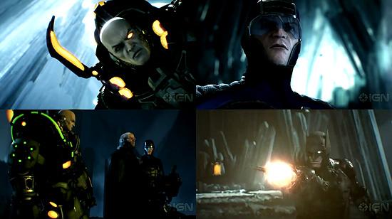 DCコミックのキャラクター達が登場!ゲーム『DC Universe』の第二弾CGトレーラー