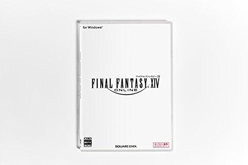 ファイナルファンタジーXIV: オンライン 早期予約特典インゲームアイテム3種(2015年6月22日注文分まで)