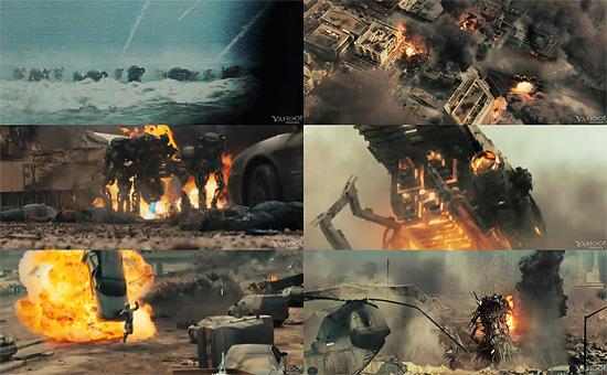 映画『世界侵略:ロサンゼルス決戦(Battle: Los Angeles)』の第二弾トレーラーが公開
