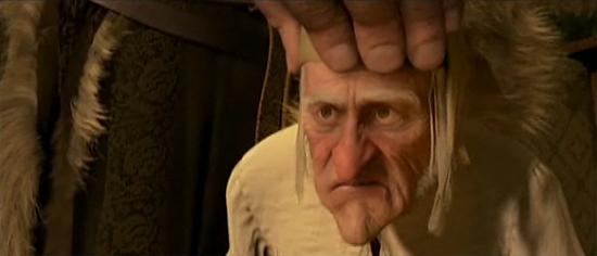 【3DCG】 その尺5分半! 映画『クリスマス キャロル』の動画