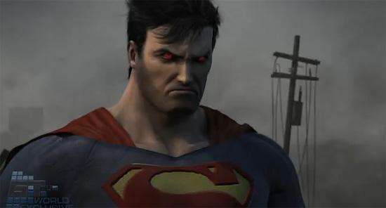 DCコミックのキャラクター達が登場!ゲーム『DC Universe』のトレーラー