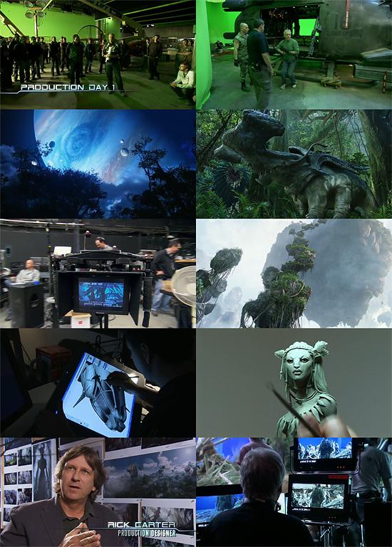 【3DCG】 映画『Avatar』の撮影の様子が分かる動画