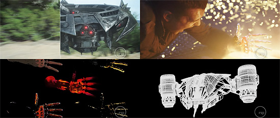 映画『ターミネーター4』のVFX breakdown