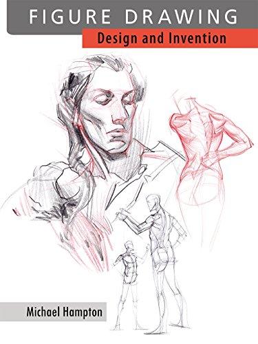マイケル・ハンプトンの人体ドローイング 成り立ちと描き方(仮)