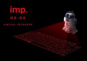 REALFLEET imp. R2D2 バーチャルキーボード IMP-101
