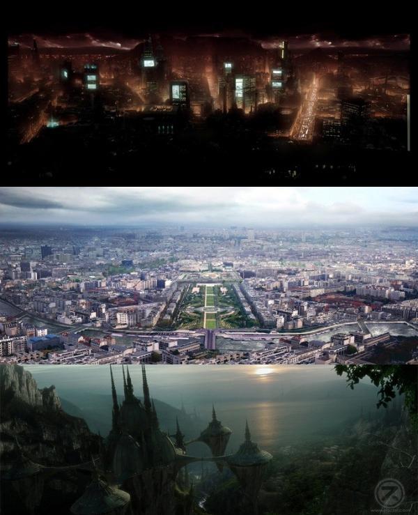 【3DCG】 50枚の高クオリティーな背景CG 『50 Breathtakingly Beautiful CG』