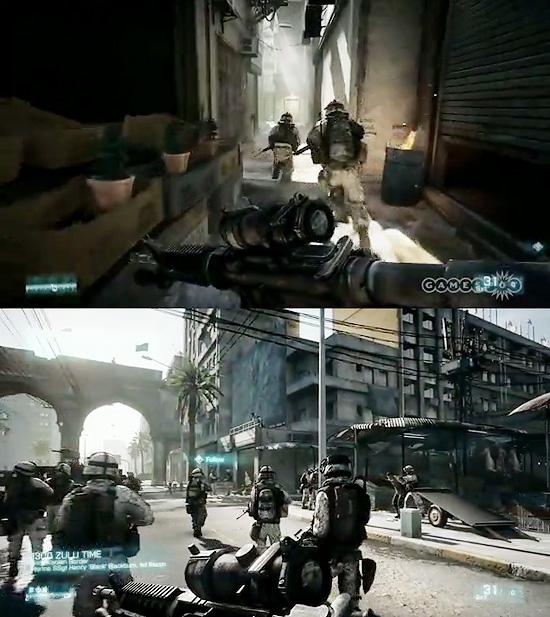 ゲーム『Battlefield 3』のFirst Look Preview