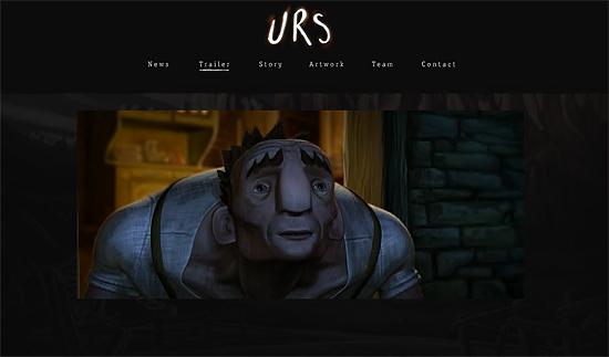 【3DCG】 イラストタッチのような3DCG 学生作品『URS』とメイキング