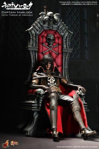 【ムービー・マスターピース】 『キャプテンハーロック』 1/6スケールフィギュア キャプテンハーロック [髑髏の椅子付き]