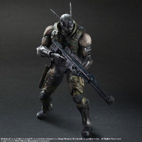 APPLESEED ALPHA PLAY ARTS改 ブリアレオス