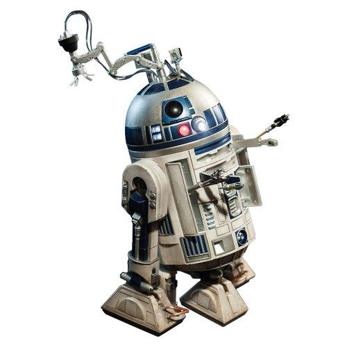 【ヒーロー・オブ・レベリオン】『スター・ウォーズ』R2-D2 1/6スケール プラスチック製 塗装済み可動フィギュア (再販))