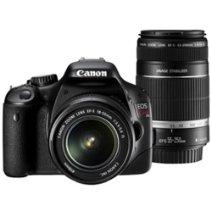 Canon デジタル一眼レフカメラ EOS Kiss X4 ダブルズームキット KISSX4-WKIT