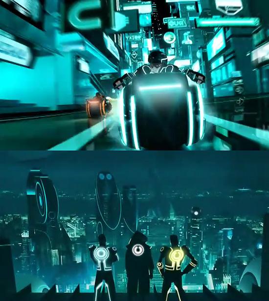 トロンアニメシリーズ『Tron Uprising(トロン: アップライジング)』のトレーラー