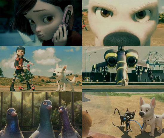 【タレコミ】 ディズニーのフルCG映画 『BOLT(ボルト)』 トレーラー