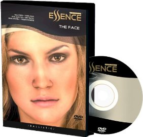 Creative Essence - the Face: Modeling and Texturing
