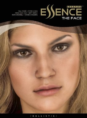 The Face: Modeling and Texturing (Crerative Essence)