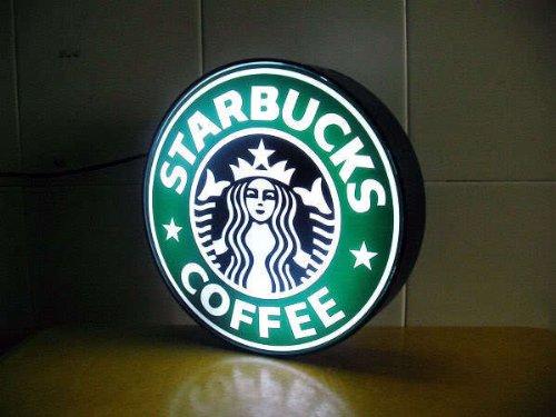 新品 スターバックス/STARBUCKS ネオン看板 スタバ 【並行輸入】