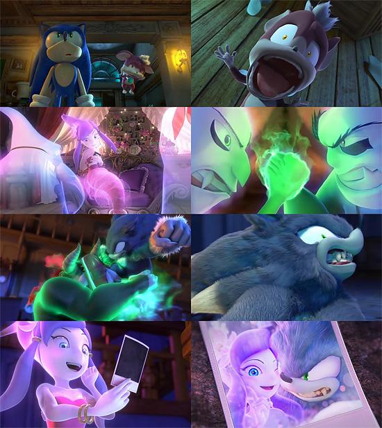 【タレコミ】 表情も質感もレイアウトも最高! セガVE研による3DCGムービー『ナイト・オブ・ザ・ウェアホッグ』