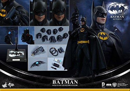 【ムービー・マスターピース】『バットマン リターンズ』バットマン 1/6スケール プラスチック製 塗装済み可動フィギュア