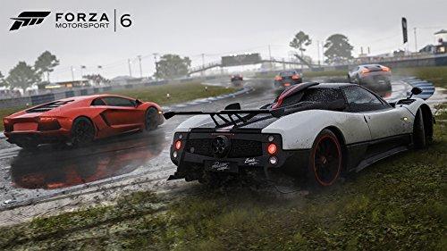 Forza Motorsport 6 (特典【10 Year カー パック ご利用コード】 同梱) Amazon.co.jp限定特典【2015 Audi TTS クーペ ご利用コード】 付