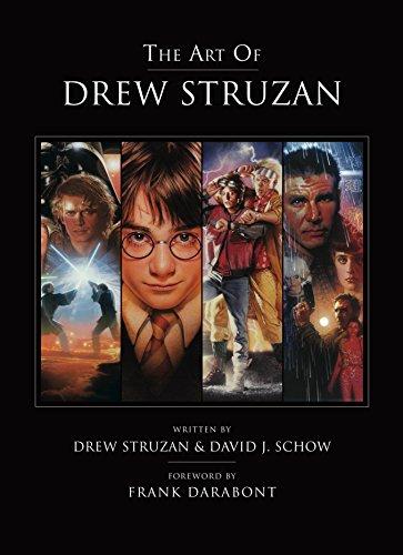 The Art of Drew Struzan : ドリュー・ストラザン ポスター&アート集(仮)