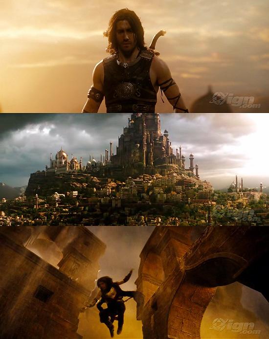 【その他】 映画『Prince of Persia』のトレーラーが公開