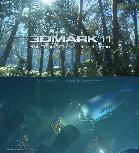 Direct X11対応ベンチマークソフト『3DMark 11』の最新トレイラーが公開