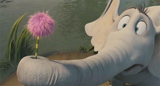 新作CG映画 『Horton Hears a Who』トレーラー