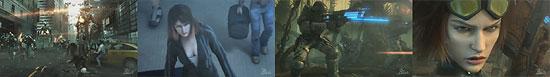 【3DCG】 blurstudio(ブラースタジオ)公式サイトに 2作品追加