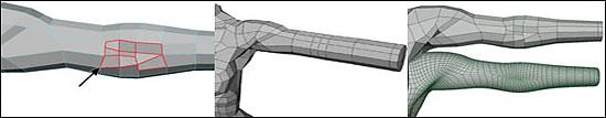 【3DCG】 男女別の腕のモデリングチュートリアル