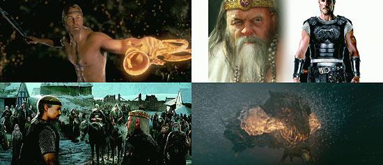 【3DCG】 フルCG映画『Beowulf(ベオウルフ)』のトレーラー第6弾