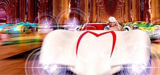 【その他】 実写映画版『マッハGoGoGo(洋題:SpeedRacer)』 8点のスクリーンショットが公開