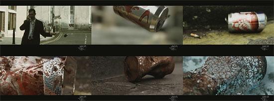 【3DCG】 ポイ捨てされた空き缶が腐敗していく様子を描いたCMとメイキング
