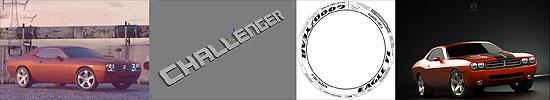 【3DCG】自動車『Dodge Challenger(ダッジ・チャレンジャー)』 完成までのCGメイキング
