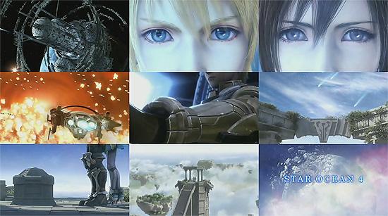 【3DCG】 ゲーム『スターオーシャン4(STAR OCEAN4)』CGムービー