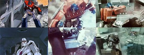 【3DCG】 アニメ版トランスフォーマーをCG化した短編ムービー『G1 Transformers 3D』