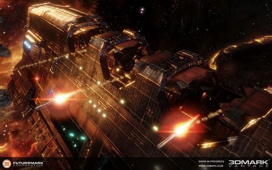 【3DCG】 ベンチマークソフト 次世代3Dmarks『3DMark Vantage』のスクリーンショットが公開