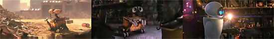 【3DCG】 PIXAR『WALL-E』第一弾 フルトレーラー