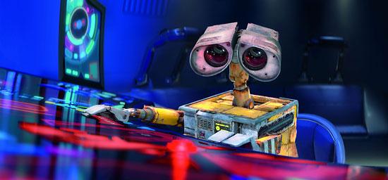 【3DCG】 PIXAR『WALL-E』超高解像度スクリーンショット