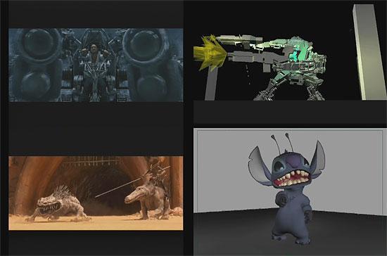 【3DCG】 CGアニメーター『David Weinstein』氏のデモリール