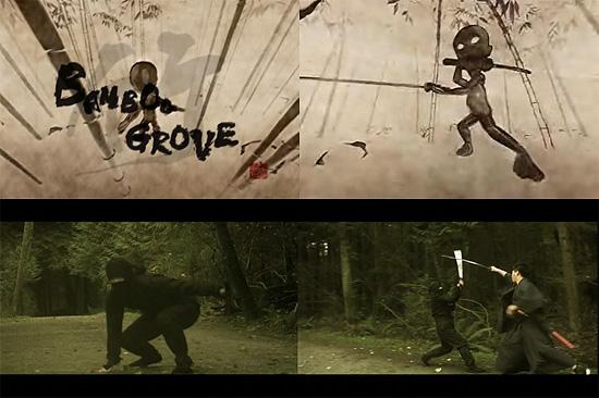 【3DCG】  CGアニメーター『Shinya Kambe』氏のデモリール