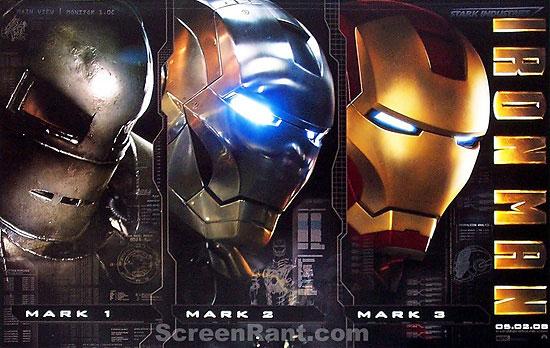 【3DCG】 前回から一部修正『IRON MAN(アイアンマン)』第2弾トレーラー