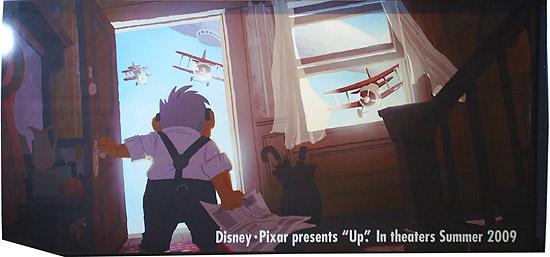 【3DCG】 なんと8Kサイズ!PIXAR 次々回作 2009年 『UP』の一枚絵公開