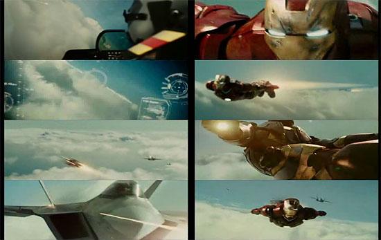 【その他】 戦闘機と飛行するシーンが最高!『IRONMAN(アイアンマン)』の6つのビデオ