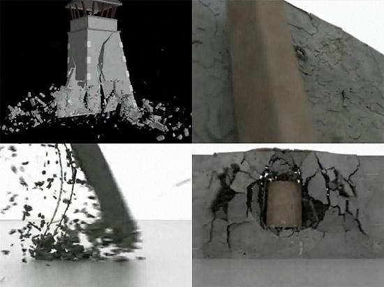 【3DCG】 破壊CG専門のプロダクション『TSN Studios』デモリール