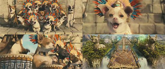 【その他】 ディズニーによる、チワワの映画『Beverly Hills Chihuahua(ビバリーヒルズ チワワ)』