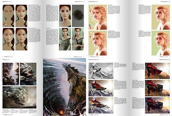 【2DCG】 デジタルペイントチュートリアル本『Digital Painting2』予約開始!