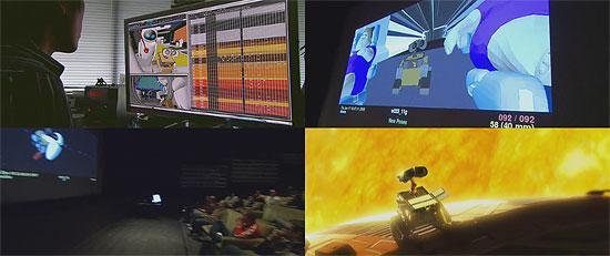 新たなカットも!PIXAR『WALL-E(ウォーリー)』 の BEHIND THE SCENE