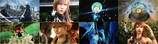 E3 2008で公開の『FINAL FANTASY XIII(ファイナルファンタジーXIII)』のムービー。<